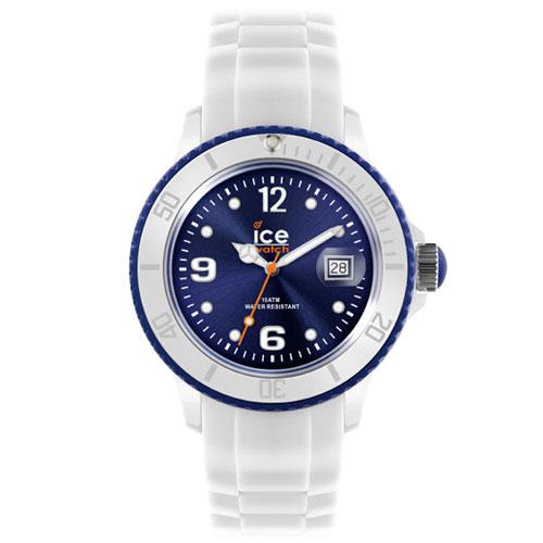SI.WB.S.S.11  ICE-WHITE-2012_WHITE-BLUE-SMALL  ( 38mm/쿼츠 )  전국 백화점 A/S접수
