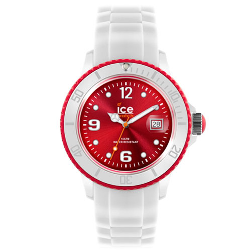 SI.WD.S.S.11  ICE-WHITE-2012_WHITE-RED-SMALL  ( 38mm/쿼츠 )  전국 백화점 A/S접수