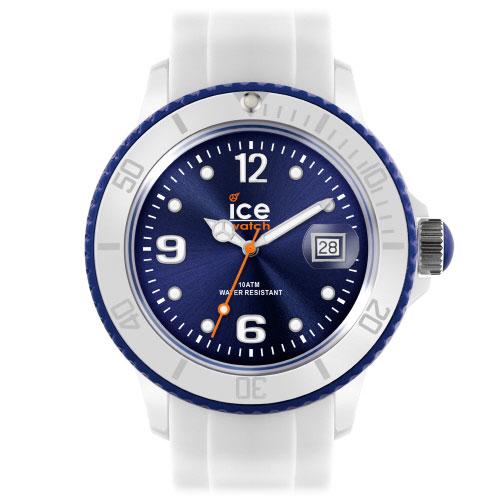 SI.WB.B.S.11  ICE-WHITE-2012_WHITE-BLUE-BIG  ( 48mm/쿼츠 )  전국 백화점 A/S접수