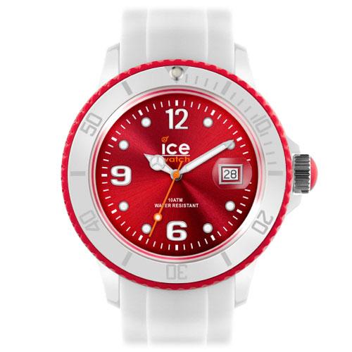 SI.WD.B.S.11  ICE-WHITE-2012_WHITE-RED-BIG  ( 48mm/쿼츠 )  전국 백화점 A/S접수